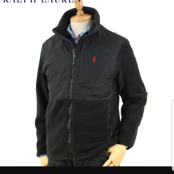 Polo by Ralph Lauren Other - Ralph lauren polo polartec fleece jacket